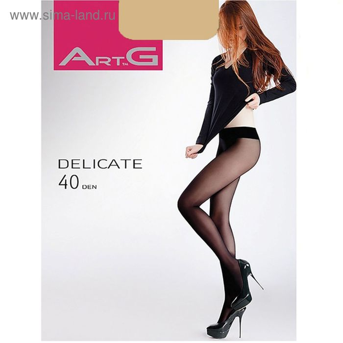 Колготки женские ARTG DELICATE 40 (daino, 4)