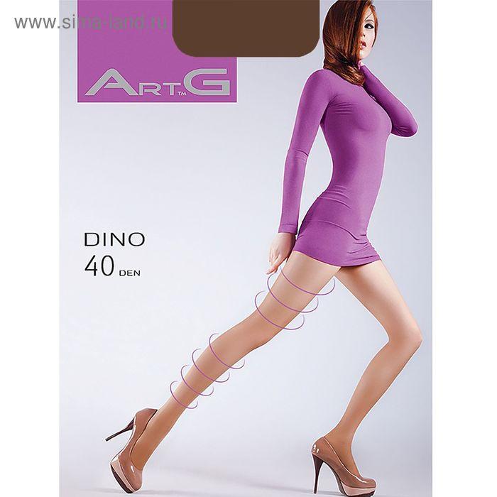 Колготки женские ARTG DINO 40 XXL (cappuccino, 6XXL)