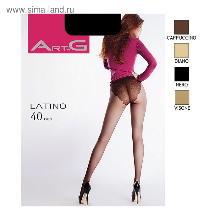 Колготки женские ARTG LATINO 40 (nero, 2)