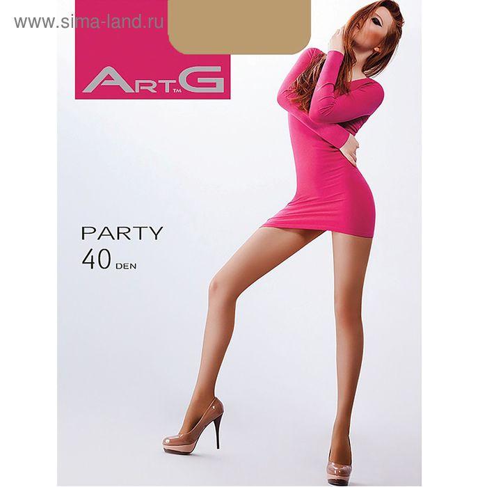 Колготки женские ARTG PARTY 40 (visone, 4)