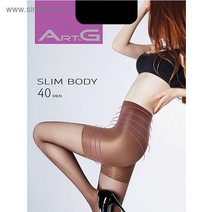Колготки женские ARTG SLIM BODY 40 (nero, 2)