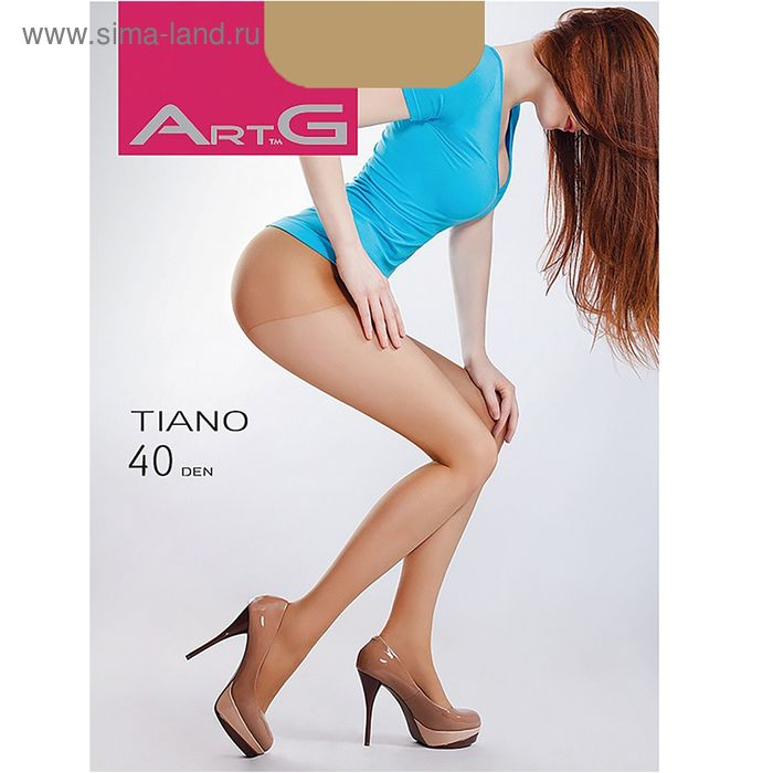 Колготки женские ARTG TIANO 40 (visone, 4)