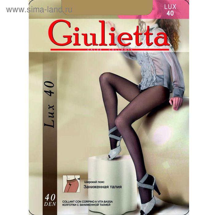 Колготки женские Giulietta LUX 40 (visone, 4)