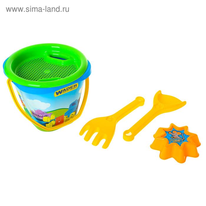 Песочный набор,5 элементов