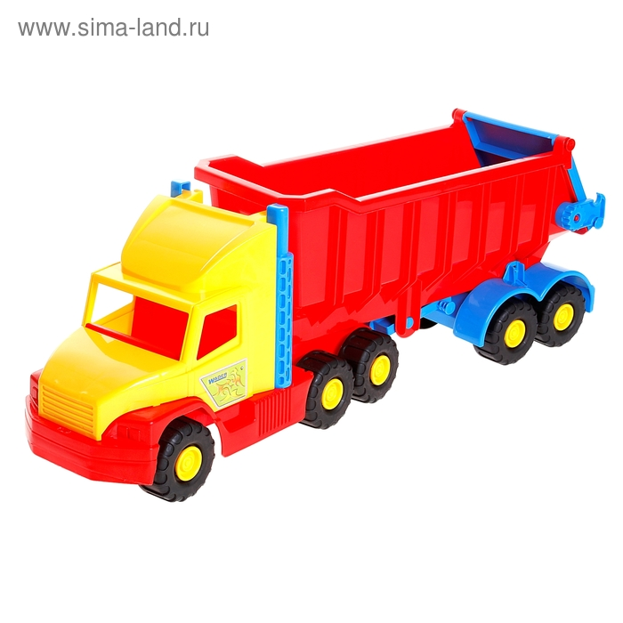 Грузовик Super truck