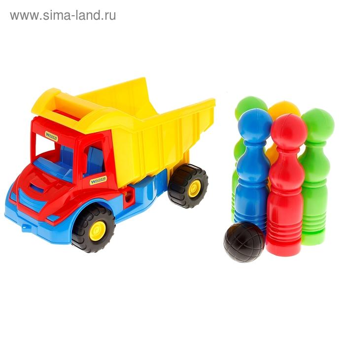 Грузовик с кеглями Multi truck