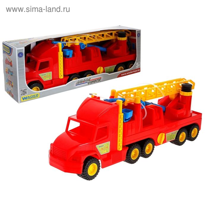 "Пожарка ""Super Truck"""