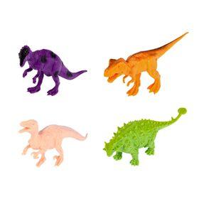"""Набор животных """"Динозавры"""" (набор 4 шт)"""