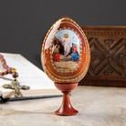 Сувенир Яйцо на подставке №7 Воскресенье Христово