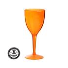 """Бокал для вина 150 мл """"Сладкий лед"""", цвет оранжевый"""