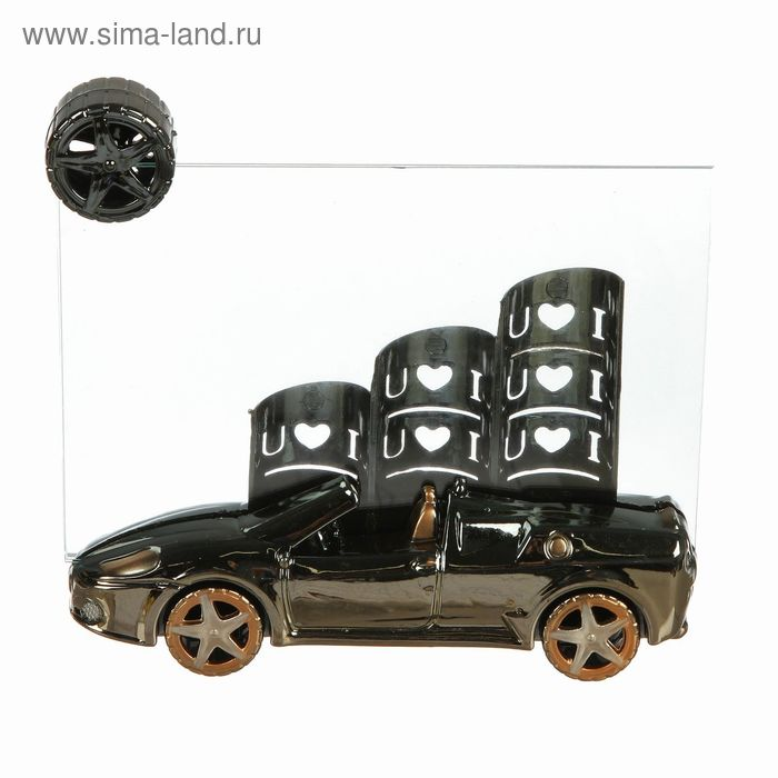 """Фоторамка 10×15 см """"Кабриолет"""""""