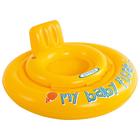 """Круг для плавания с сиденьем """"My baby float"""", 70 см, от 6-12 месяцев 56585NP INTEX"""