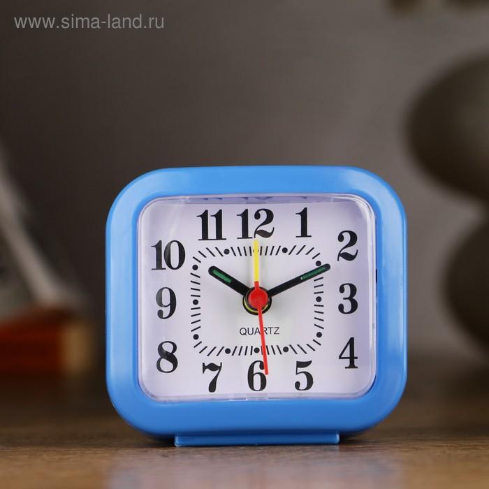 "Будильник ""Грани"", цвета МИКС"