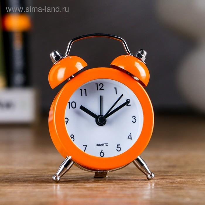 """Будильник мини """"Доброе утро"""", цвета МИКС"""