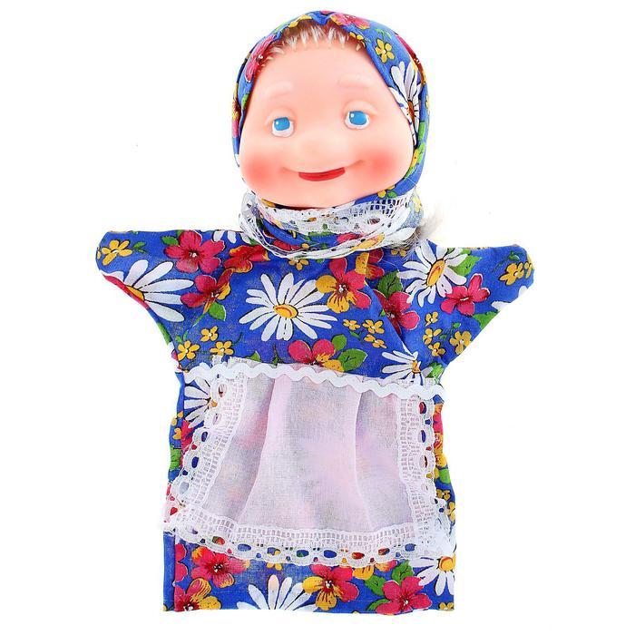 "Кукла-перчатка ""Бабка"""