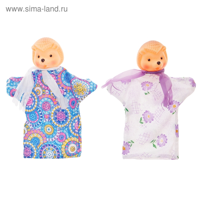 "Кукла-перчатка ""Ежик"""