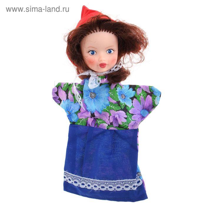 """Кукла-перчатка """"Красная шапочка"""""""