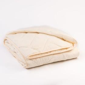 Одеяло Миродель всесезонное Овечья шерсть, 145*205 ± 5 см, микрофибра, 200 г/м2 Ош