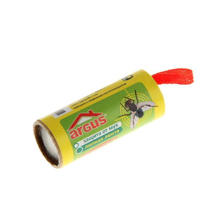 Липкая лента от мух 100/1000