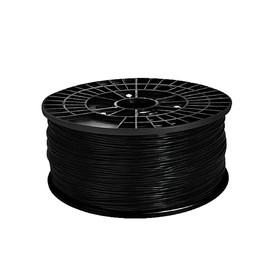 ABS-пластик, нить чёрного цвета, диаметр 1,75 мм, 1 кг Ош