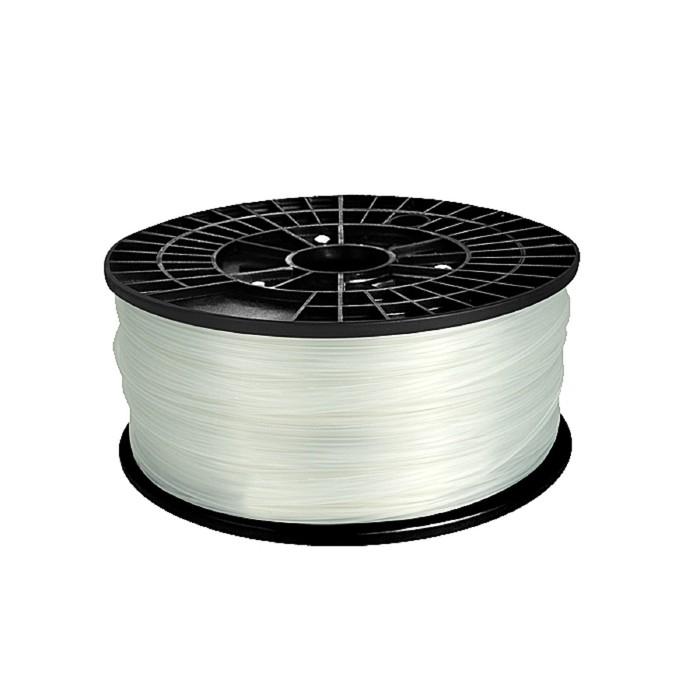 ABS-пластик, нить натурального цвета, диаметр 1,75 мм, 1 кг