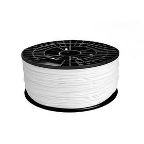 ABS-пластик, нить белого цвета, диаметр 1,75 мм, 1 кг Ош