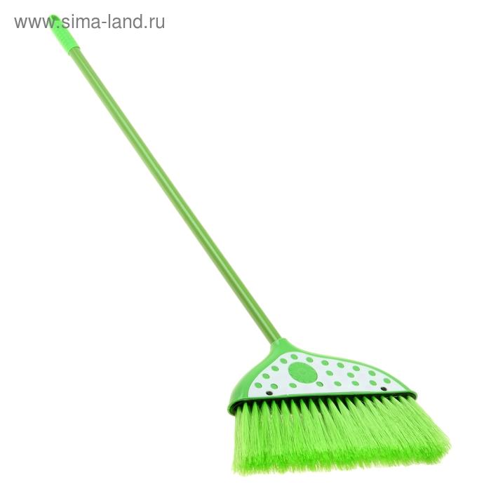 """Щетка-ленивка """"Горох"""", 29*86 см, цвета МИКС"""