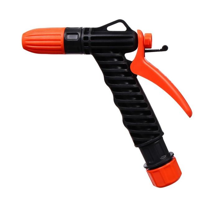 """Пистолет-распылитель, цанговый зажим 3/4"""" (19 мм), пластик, """"Жук"""""""