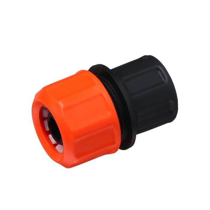 """Муфта-коннектор, d=1/2"""" (12 мм), """"Жук"""""""
