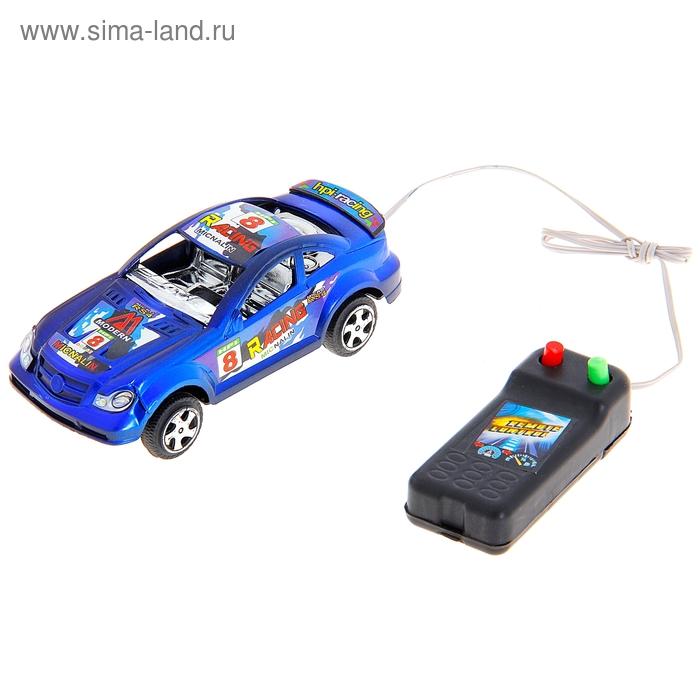 """Машина """"Гонка"""" на дистанционном управлении, цвета МИКС"""