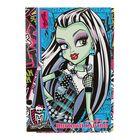 Картон цветной А4, 8 листов, 8 цветов: 2 металлизированных Monster High