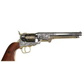 Револьвер американский Colt Marine, модель 1851 года Ош