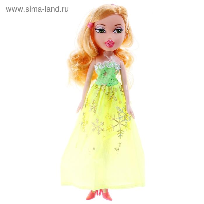 """Кукла """"Принцесса"""" в платье, МИКС, 29 см"""