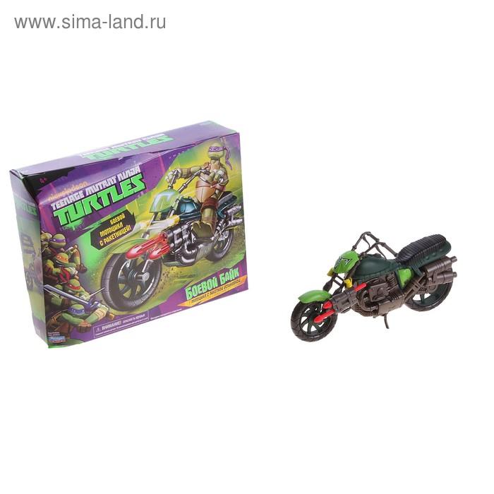 "Мотоцикл ""Черепашки Ниндзя"", без фигурки"