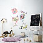 """Наклейка на стену с фоторамками """"Моя маленькая принцесса"""""""