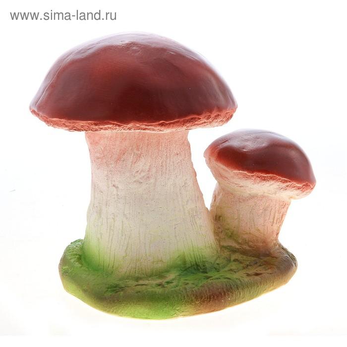 """Садовая фигура """"Два грибочка"""""""