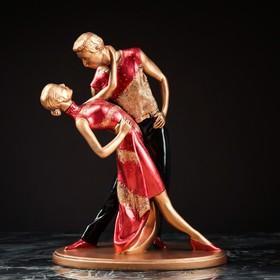 """Статуэтка """"В танце"""", медная, микс"""