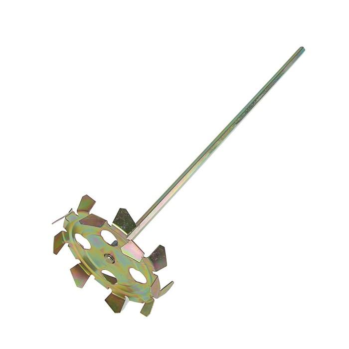 Миксер строительный 110х400мм /715/ металл