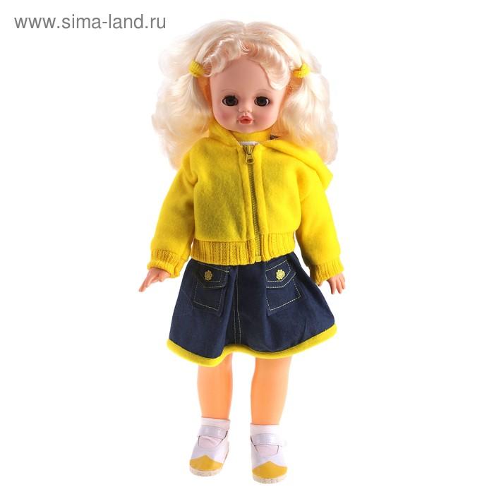 """Кукла """"Алиса 7"""" со звуковым устройством и механизмом движения"""