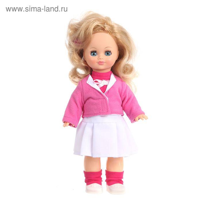 "Кукла ""Лена 4"" со звуковым устройством, 35 см, МИКС"