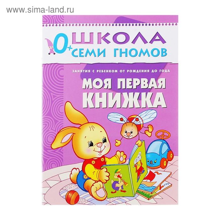 """Первый год обучения """"Моя первая книжка"""". Автор: Денисова Д."""