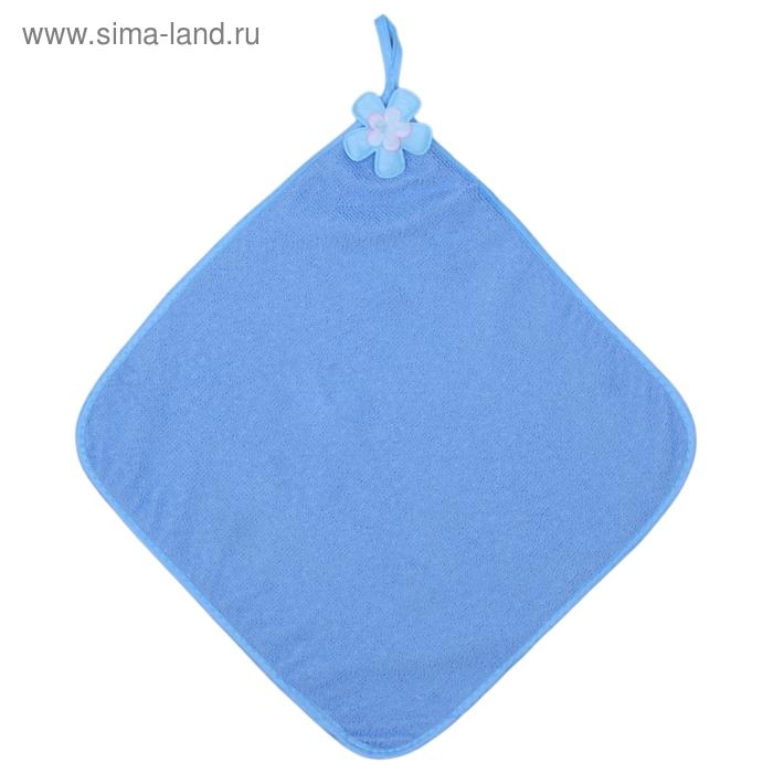 Салфетка для уборки 30х30 см, микрофибра, цвет МИКС