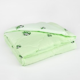 "Одеяло облегчённое Адамас ""Бамбук"", размер 200х220 ± 5 см, 200гр/м2, чехол п/э"