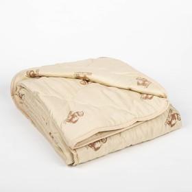 Одеяло облегчённое Адамас 'Овечья шерсть', размер 140х205 ± 5 см, 200гр/м2, чехол п/э Ош