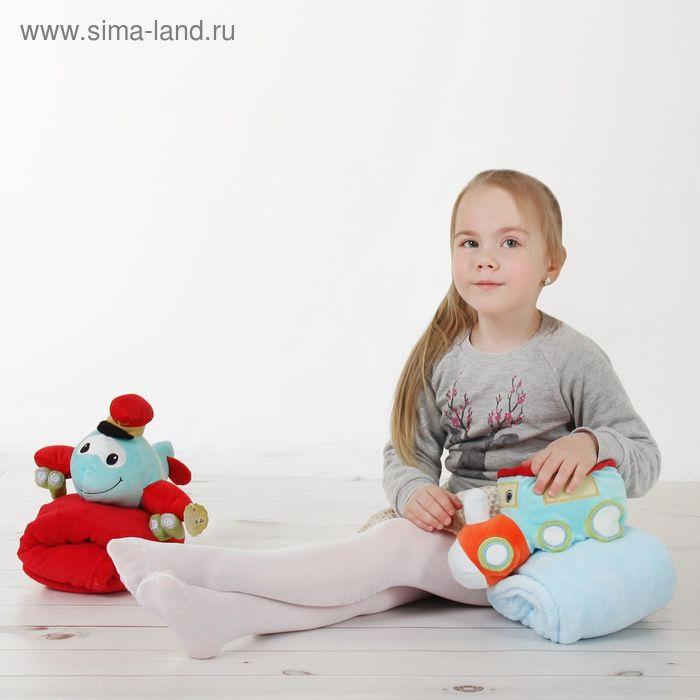 "Детские колготки со стразами ""Рыбка"", M/4-7 л. 86-116 см, 88% полиамид, 12% эластан"
