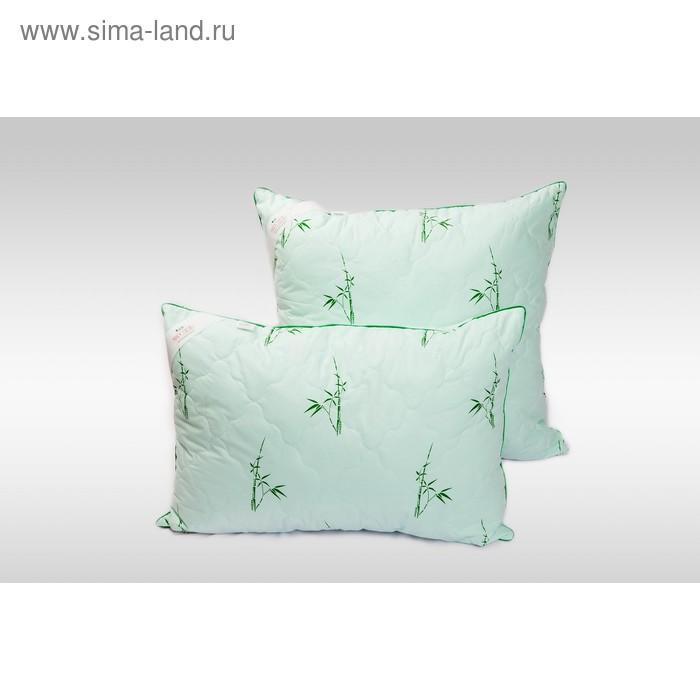 Подушка Миродель Бамбук, бамбуковое волокно 50*70 см, микрофибра