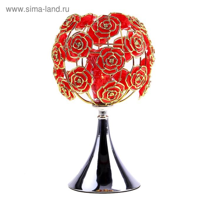 """Аромалампа """"Сияющие розы"""""""