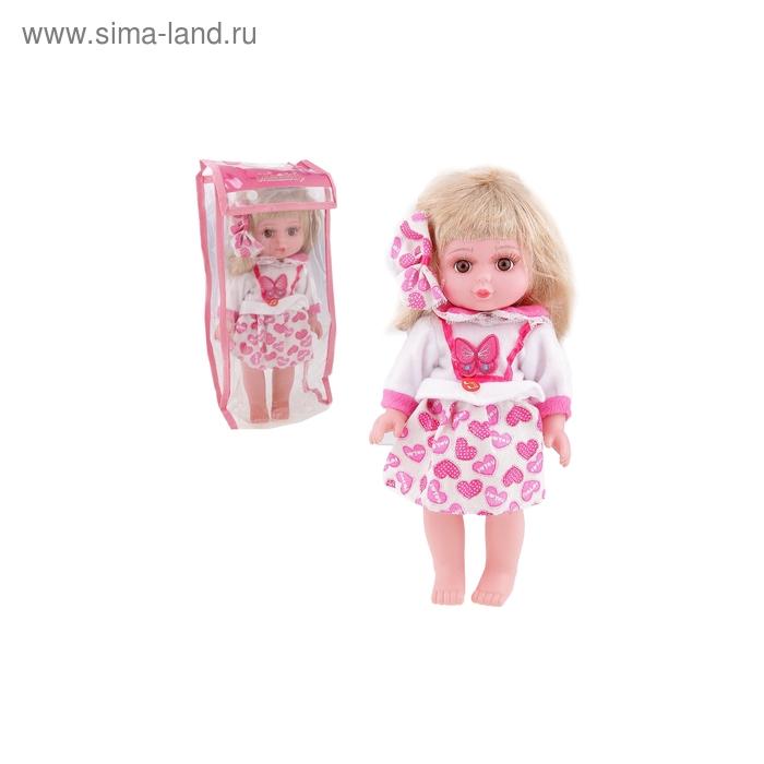 """Кукла """"Дарья"""" с музыкальными эффектами, русская озвучка"""