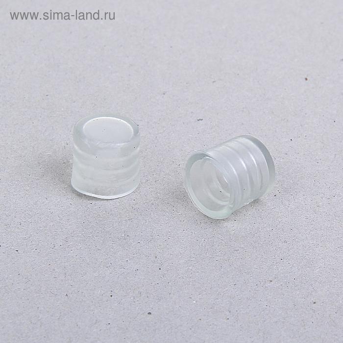 Заглушка для дюралайта 11 мм