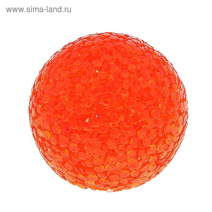 """Ночник """"Сияющий шар красный"""" LED"""